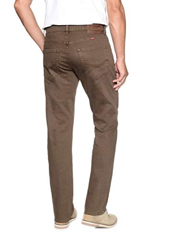 Timberbrown Homme Coupe Droite Pour 7105 Stretch Jean Denver Hero 8090 qw8xHpOc