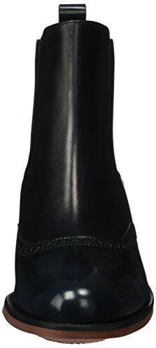 Lottusse S8817, Zapatillas de Estar por Casa para Mujer Azul - Blau (Eaton Marino)