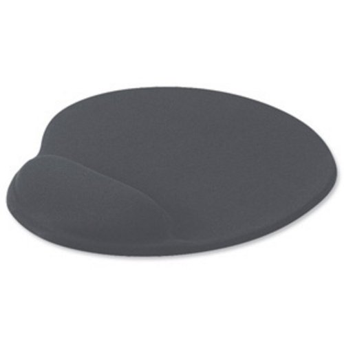 Alfombrilla Antideslizante para rat/ón con Almohadilla de Gel para la mu/ñeca Compucessory CCS55151 iMac Color Gris