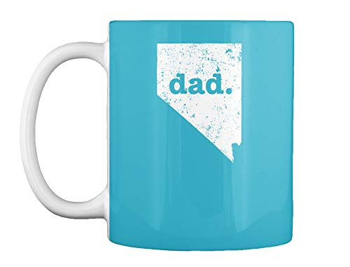 Nevada Turquoise - Best dad nevada funny for dad 11oz - Turquoise Mug - Teespring Mug