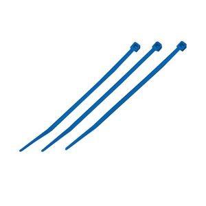 (まとめ)結束バンド ケーブルタイ(カラー) 【長さ250mm/100本入×10セット】 ブルー(青) マーベル MCT-250BE スポーツ レジャー DIY 工具 ファスナー ネジ ビス 14067381 [並行輸入品]   B07GTTMDFS