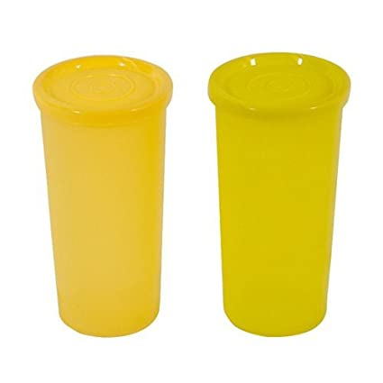 1a696bdbe22 Buy Tupperware Cutie Tumblers, 250ml, Set of 2 (Multicolor) Online at Low  Prices in India - Amazon.in