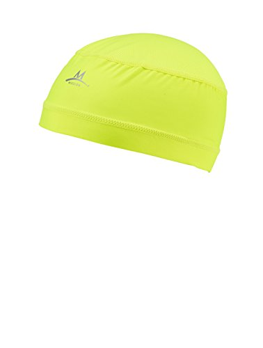 (Mission Enduracool Cooling Helmet Liner, Safety Yellow, One Size)