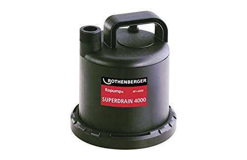 super-ego-3000 Tauchpumpe superdrain rp1400 M262464