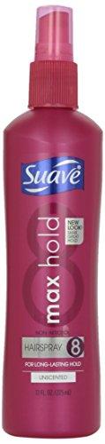 Suave Non Aerosol Hairspray Maximum Hold 11OZ