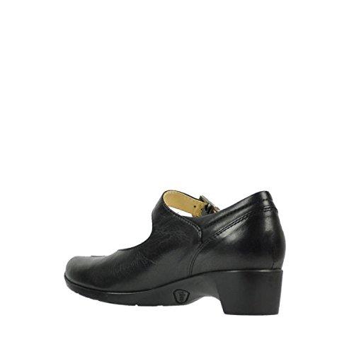 Leather Comfort Black 80000 Ascot Escarpins Opal Wolky YxpdwY