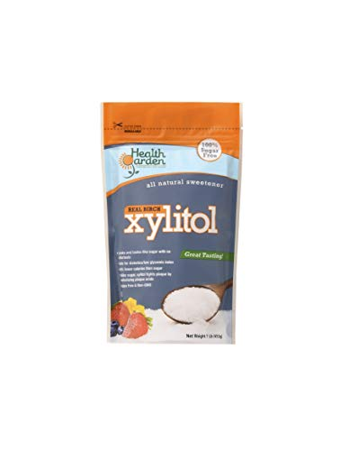 Health Garden Birch Xylitol Sugar Free Sweetener, All Natural Non GMO, Not from Corn by HEALTH GARDEN (Image #8)