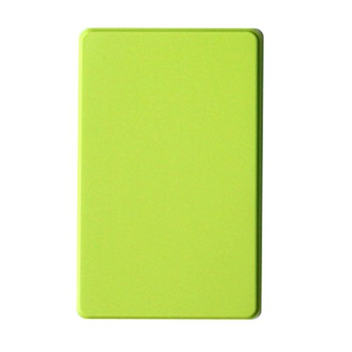Price comparison product image Creazy Slim 2.5&Quot USB 2.0 HDD Case Hard Driver 2TB SATA External Box Disk Case (green)