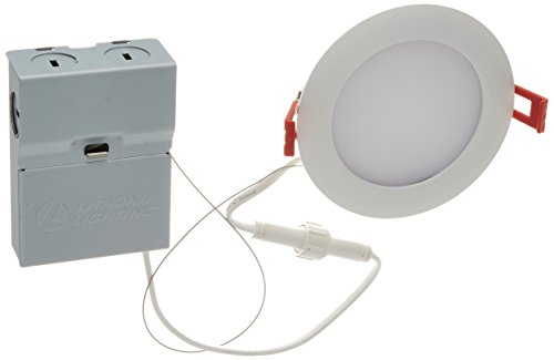 Lithonia 4 Led Recessed Lighting
