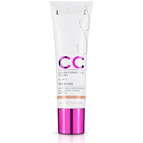98e131112d Lumene CC Color Correcting Cream Medium infused with Pure Arctic Spring  Water - 6 in 1