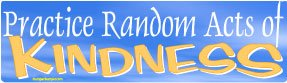 HumperBumper.com Bumper Sticker: Practice Random Acts of Kindness - Vinyl 3