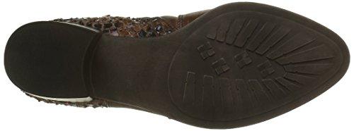 Tamaris 25333 - botas de material sintético mujer Marrón (MUSCAT 311)