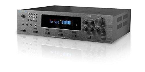 Technical Pro h12x500ubt Digital Hybrid Amplifier Preamp & T