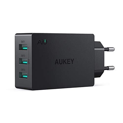 AUKEY USB Ladegerät 3 Ports