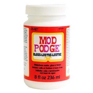 Mod Podge 8 Oz Gloss (MOD PODGE GLOSS 8OZ (Pkg of 5))
