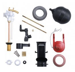 Kohler 84499 Genuine Kohler Float Valve Retrofit/Replacement Kit, N/A by Kohler