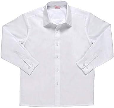 Minime Camisa Niño Blanca