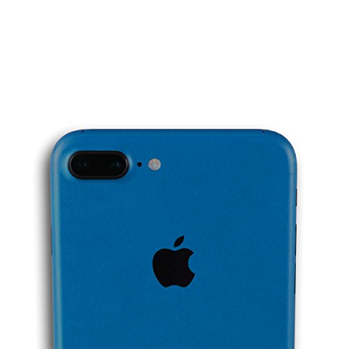 AppSkins Rückseite iPhone 7 PLUS Full Cover - Color Edition blue