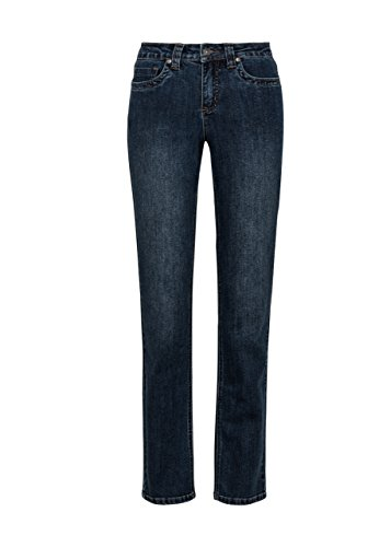Dark Jeans X Femme Rita Million Nouvedlle Blue 1BFwHqCECW