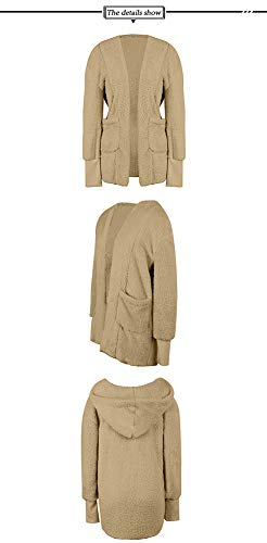 Vert Medium Femme DOKER Tunique Manteau nCq4pw7