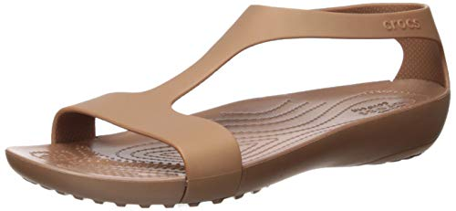 Crocs Women's Serena Sandal | Cute Sandals for Women | Slip On Shoes