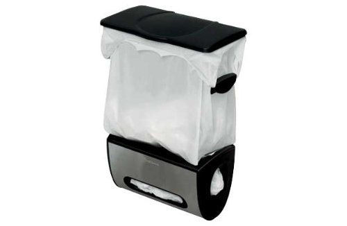 [HSB] Simplehuman Built In Kitchen Bin And Carrier Bag Holder With  Microfibre HSB® Cleaning Glove: Amazon.co.uk: Kitchen U0026 Home