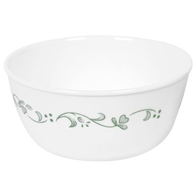 Livingware 28 oz.Country Cottage Soup/Cereal Bowl [Set of 6]