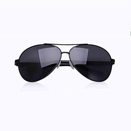 pour hommes Polarized ultra gray couleurs soleil haute de 3 disponibles Anti Explosion HONEY Black Anti léger Black Cadre Lentille Sunny UVA de Couleur Lunettes qualité gray p8IfxX