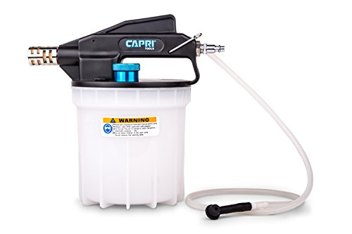 Capri Tools Vacuum Brake Bleeder - One Man Brake Bleeder Kit