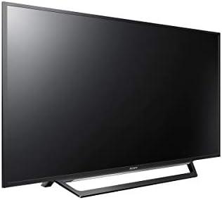 تلفزيون سوني 40 بوصة فل اتش دي الذكي، اسود - 40W650D: Amazon.ae