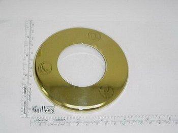 Brass Bright Escutcheons - Jacuzzi G787829;; Diverter transfer valve escutcheon; in Bright Brass | G767829 |