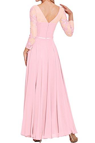 rosa mujer Topkleider trapecio Vestido 46 para z8xwfHAqR