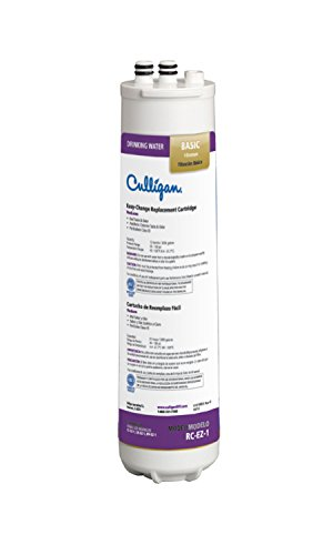 Change Replacement (Culligan RC-EZ-1 EZ-Change Basic Water Filtration Replacement Cartridge, 3,000 Gallons)