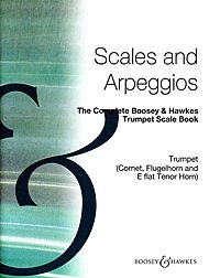 The Complete Boosey & Hawkes Scale Book Trumpet