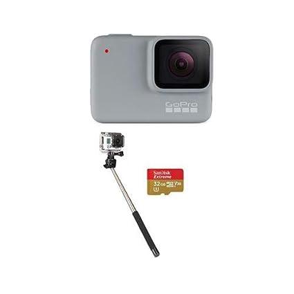 Amazon.com: GoPro HERO7 White - Pack con tarjeta SDHC de 32 ...