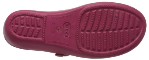 mujer crocs Oyster para Raspberry Sandalias 04nv1