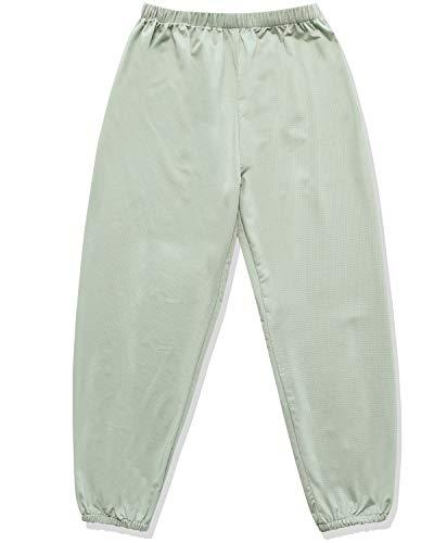 CUNYI Boys' Light Mesh Jogger Pants Anti-Mosquito Casual Pants