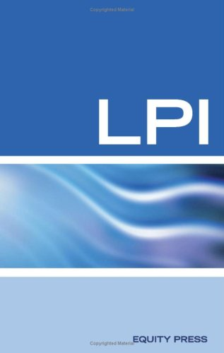 Linux Lpic 1 and LPI Certification: The Ultimate Lpic 1 Linux LPI Certification Review by Equity Press