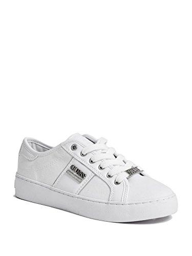 GUESS Factory Women's Blume Low-Top Logo Sneakers