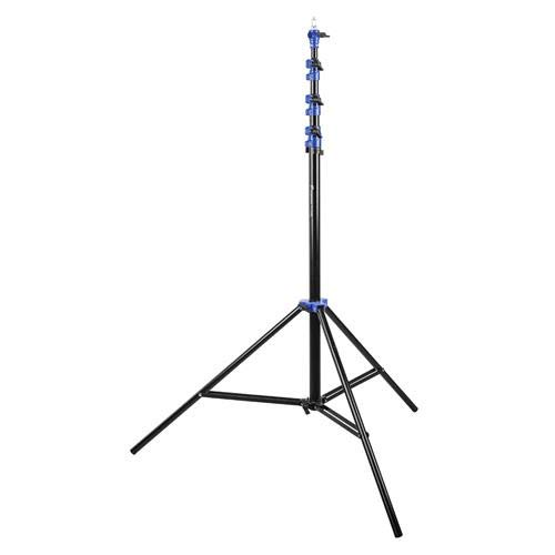 Flashpoint Pro Air-Cushioned Heavy-Duty Light Stand (Blue, 13')