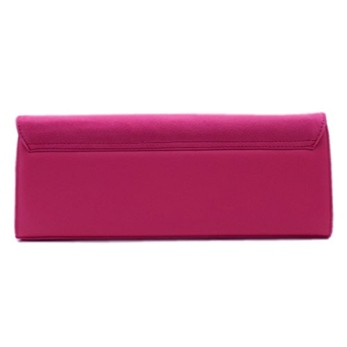 Peter Kaiser Winifred Sera Pochette In Pelle Scamosciata Bacca BERRY SUEDE