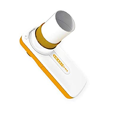 MIR Smart ONE | Personal Pocket Spirometer | Peak Flow (PEF) and FEV1