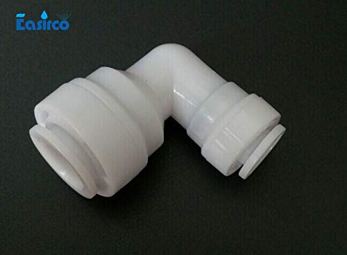 Elbow Connector Fittings for Water System Fittings 3/8''-1/4''