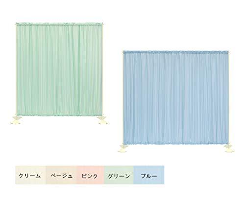 高田ベッド 1連セラピ(01) 幅100×高さ180cm グリーン   B07PVN6B6B
