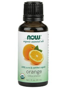 (Now Foods Organic Orange Oil, 1 Ounce )