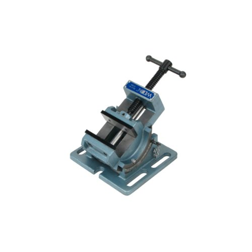 Wilton 11754 4-Inch Cradle Style Angle Drill Press Vise