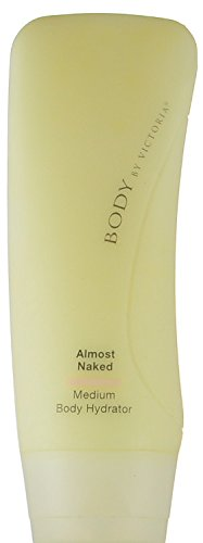 Victoria's Secret Body by Victoria Almost Naked Medium Body Hydrator 3.4 oz