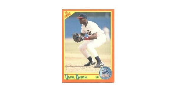 Amazoncom 1990 Score Rookietraded Baseball Rookie Card