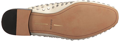 cheap sale get authentic Dolce Vita Women's Maura Moccasin Off White Leather free shipping sale online XkOmI