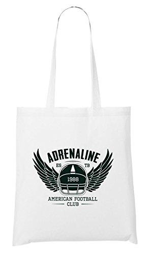 Adrenaline Helmet Sac Blanc Certified Freak